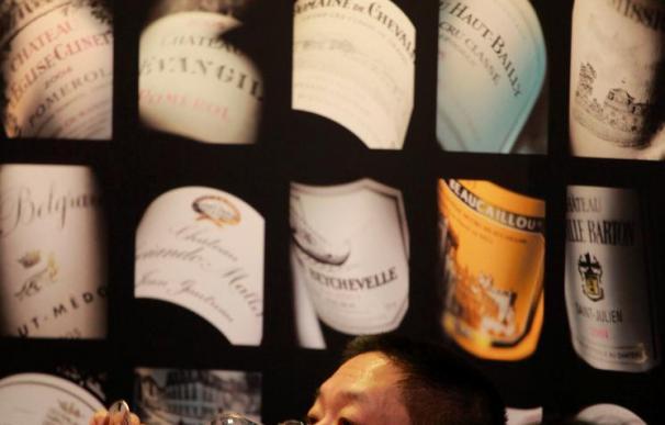 "Profesionales del vino se reúnen en Hong Kong para la ""Vinexpo"""