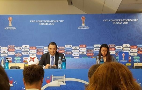 """Pizzi: """"El mundo del fútbol reconoce a Chile a través del Marcelo Díaz"""""""