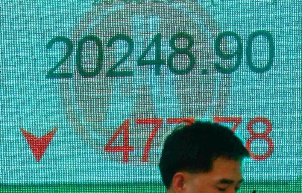 El Hang Seng baja 0,09 por ciento en la apertura