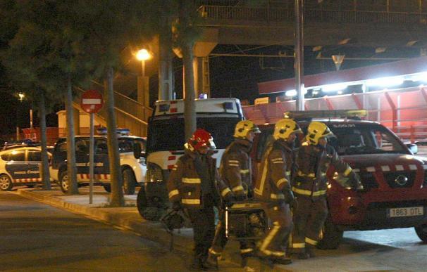 Dados de alta cuatro de los 14 heridos en el accidente ferroviario