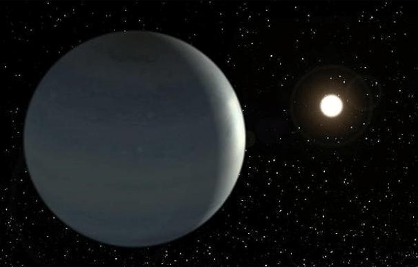 Descubren el primer exoplaneta 'templado', el Corot 9-b