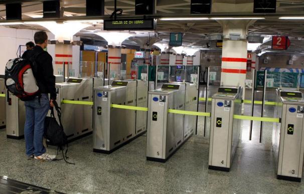 Cerrado el Metro de Madrid debido a la huelga de los trabajadores