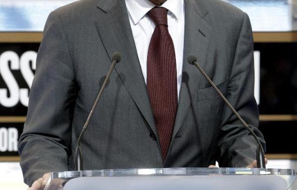 Jorge Valdano abandona el Real Madrid