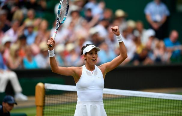 """Muguruza: """"Siempre he sentido que tenía el potencial necesario para ganar Wimbledon"""""""
