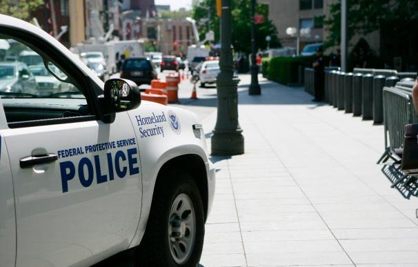 El paquete sospechoso hallado cerca de la OEA no era peligroso, según la policía