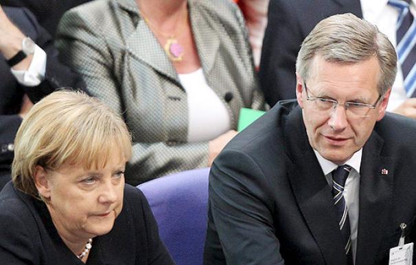 Christian Wulff se convierte en el presidente más joven de Alemania - EFE