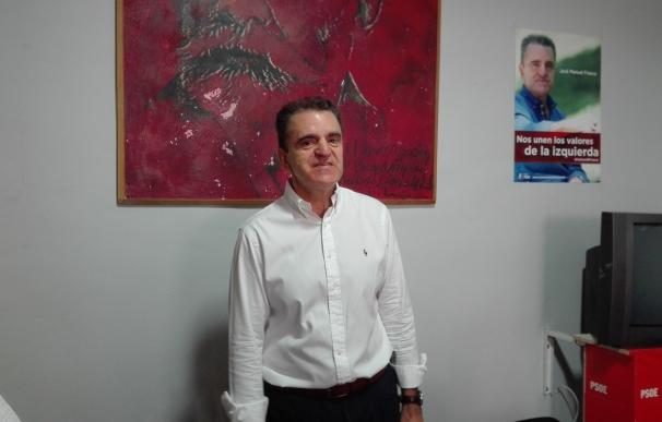 """José Manuel Franco ve """"indiscutible"""" la figura de Gabilondo como candidato socialista, aunque se elegirán en primarias"""