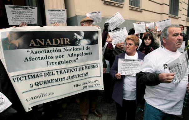 Afectados por el robo de recién nacidos se reunirán el sábado en Valencia