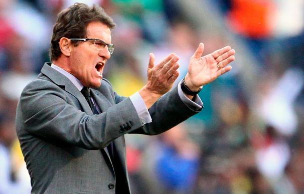Capello tratará su futuro con la Federación tras la humillación ante Alemania