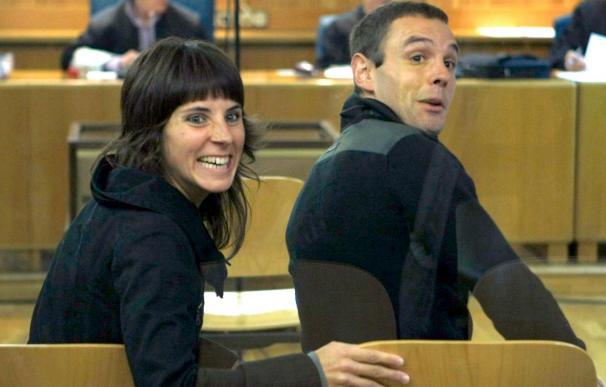 El Supremo confirma la condena a 20 años a los etarras Unai Fano y María Lizarraga