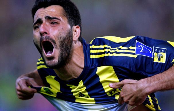 Dani Güiza, futbolista del investigado Fenerbahce