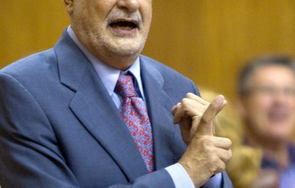 Griñán agradece el gesto de Chacón y dice que ha entendido el mensaje de las urnas