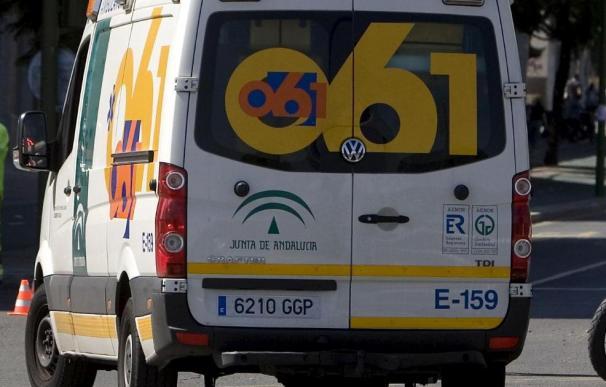Tres muertos al colisionar varios vehículos en la autopista AP-4 en Sevilla