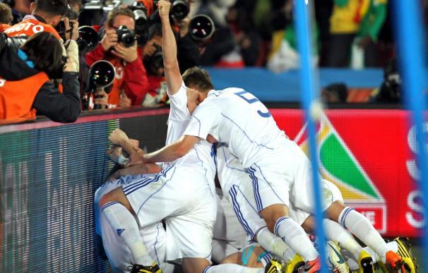 3-2. La campeona Italia se despide de Sudáfrica y se mete la debutante Eslovaquia
