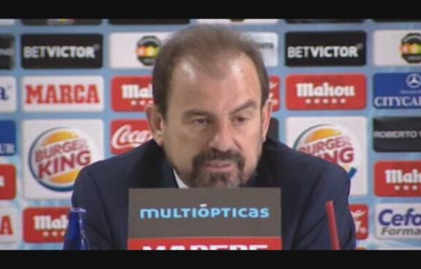 Toni Muñoz seguirá siendo director deportivo del Getafe
