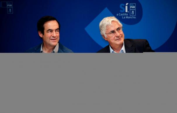Barreda y Bono elogian la decisión de Chacón en beneficio del PSOE