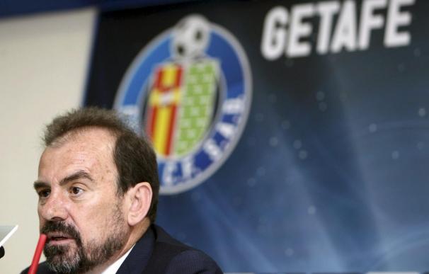 El presidente del Getafe anuncia la continuidad de Toni y decidirá esta semana la de Míchel