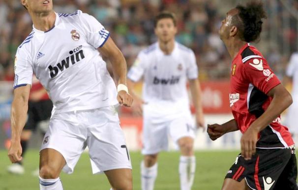 """0-0. El Madrid de """"Mou"""" no pasa del empate en Mallorca"""