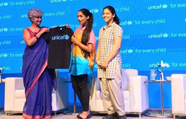 UNICEF nombra como nueva Embajadora de Buena Voluntad a la youtuber Lilly Singh