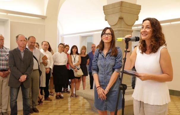 Inaugurada la nueva sede de la Escuela de Restauración de Santa Coloma de Gramenet (Barcelona)