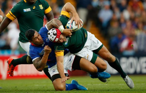 Sudáfrica vs. Samoa