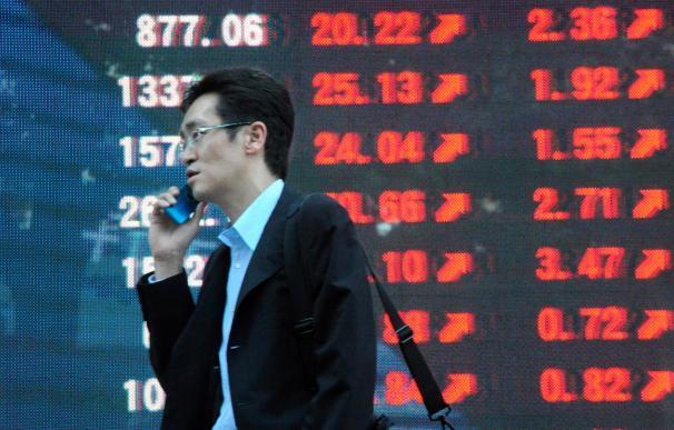 El Nikkei baja 149,02 puntos, el 1,47 por ciento, hasta 9.963,87 puntos