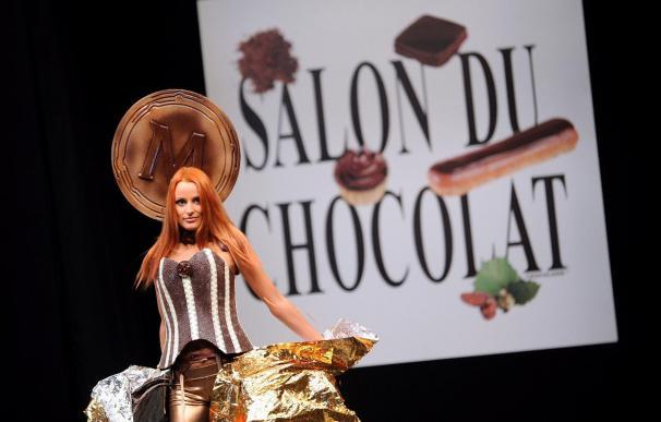 El Salón del chocolate llega a España para descubrir el mundo de este manjar
