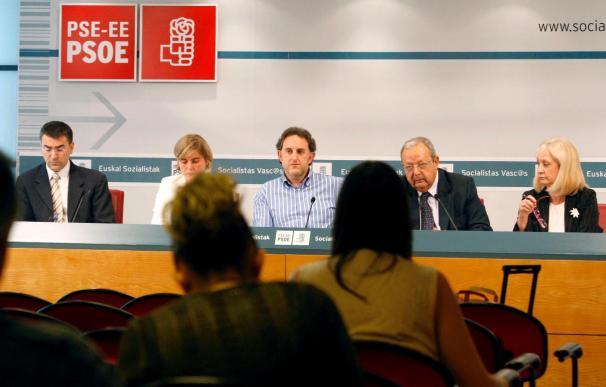 Benegas recuerda al PNV que el Gobierno Vasco es el interlocutor en la negociación de transferencias