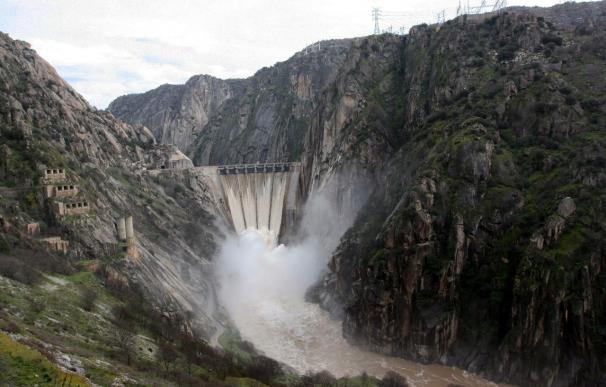 El agua del río Duero, el futuro para las gentes del parque natural Arribes