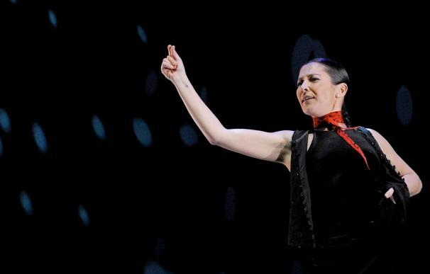 """Sara Baras dice que no conoce """"la vida sin baile"""""""
