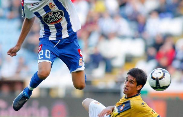 Lassad se cae de la convocatoria del Deportivo, a la que vuelven Sergio y Riki