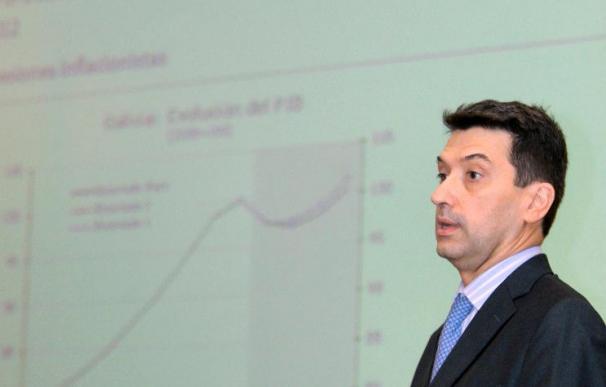 """El economista jefe del BBVA cree que """"Galicia saldrá de crisis antes que España por el Xacobeo"""""""