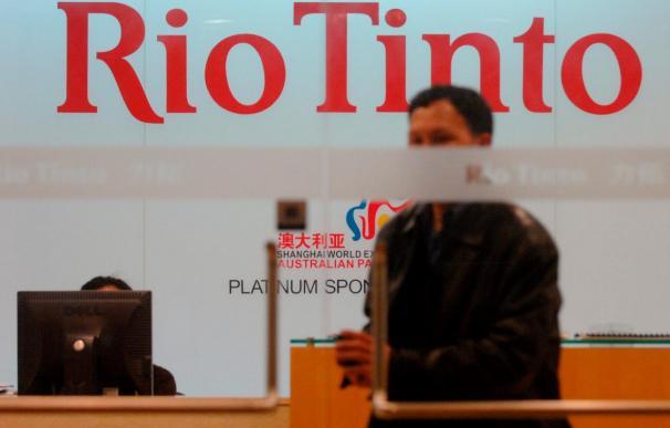 Río Tinto promete más inversión en China tras el inicio del juicio a cuatro de sus directivos