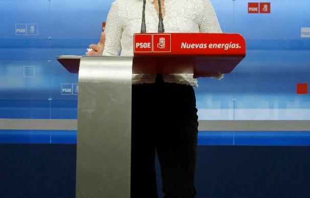 El PSOE celebra el triunfo de la izquierda francesa y felicita a Martine Aubry
