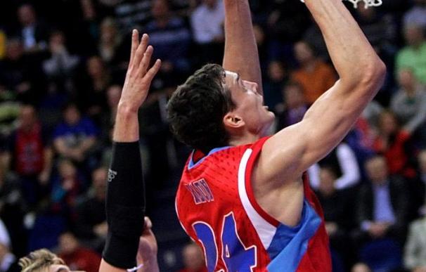 Caja Laboral viaja a Moscú con Splitter en busca de sumar un triunfo ante el CSKA