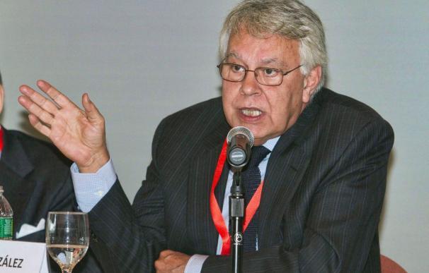 Felipe González advierte de la creciente influencia de China en América Latina