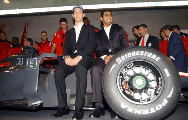 """Kolles dice que el Hispania Racing Team """"acabará una carrera muy pronto"""""""