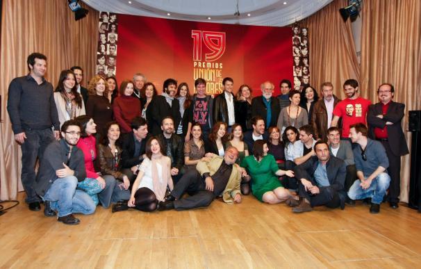 El Instituto Cervantes y Aminatu Haidar, premiados por la Unión de Actores