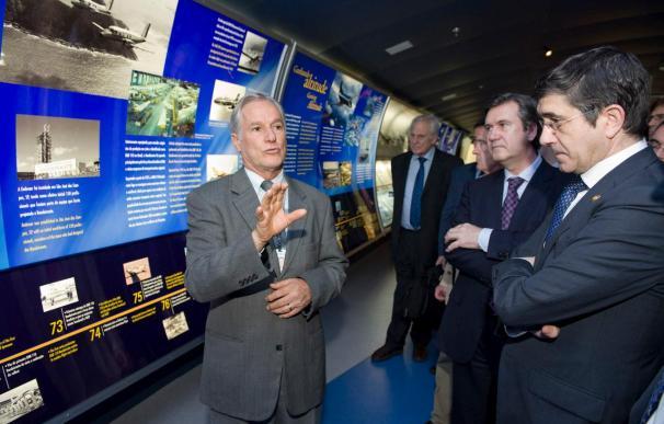 El Gobierno autónomo vasco compromete su apoyo a las empresas aeronáuticas