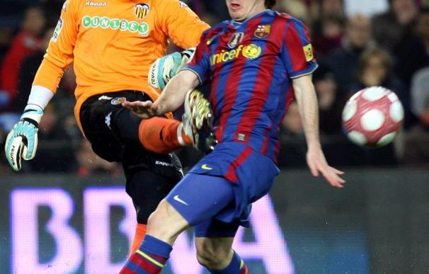"""César dice que """"Messi es el mejor del Mundo y no se puede comparar con nadie"""""""