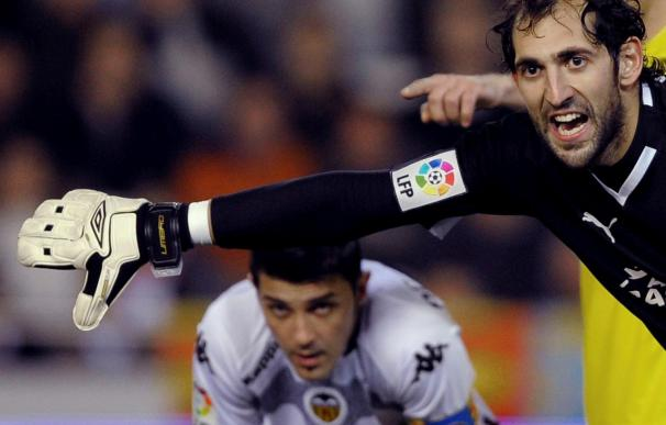 Diego López, del Villarreal, afirma que en Tenerife deben recuperar la opción perdida en Málaga