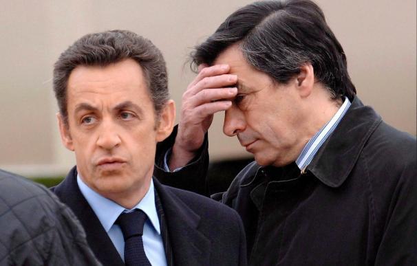 Sarkozy prepara con Fillon la respuesta a su derrota en las regionales