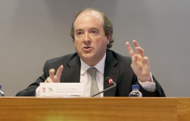 Rato prescinde de Juan Astorqui como director de Comunicación de Caja Madrid