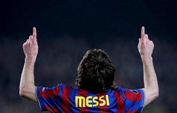 Leo Messi sólo admite comparaciones con Pelé