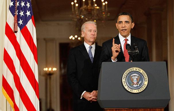 Los Demócratas aprueban la reforma sanitaria de Barack Obama
