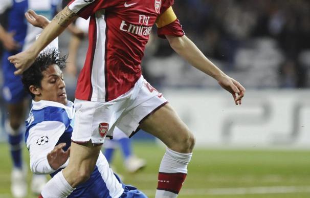 El capitán del Arsenal Cesc Fábregas dice que odió estar de baja