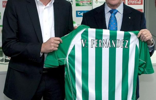 """Víctor dice que """"cuando te llama un club como el Betis la decisión es inmediata"""""""