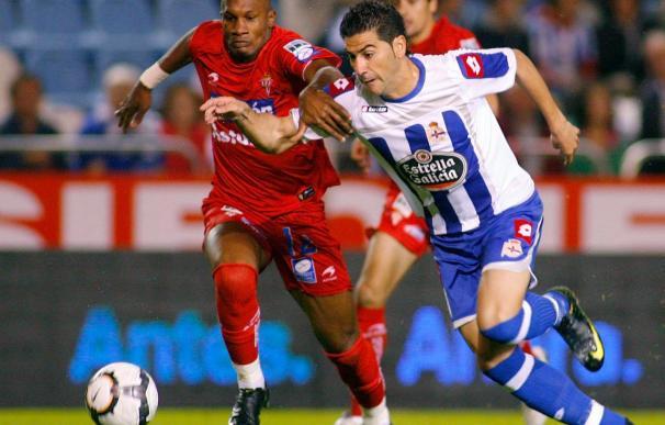 Sporting-Depor y Sevilla-Xerez abren el maratón de Liga
