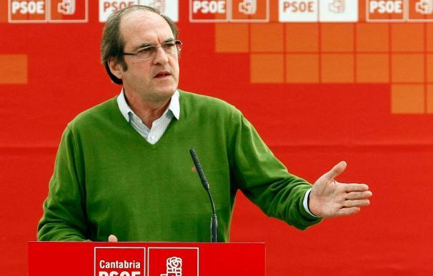 Gabilondo asegura que sin los partidos el Gobierno no puede hacer su labor