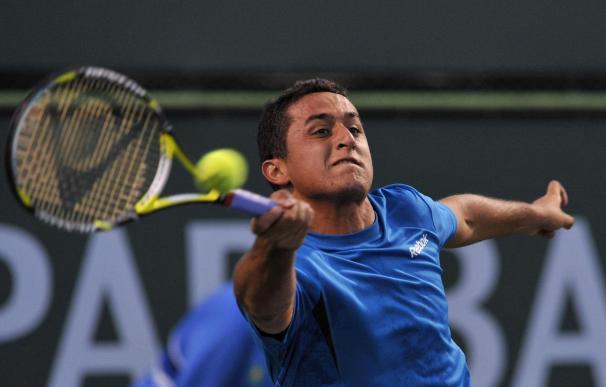 Almagro, primer español que se coloca en octavos del Masters 1000 de Miami